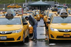 Is The Market For New York City Taxi Medallions Showing