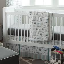 adorable owl baby quilt style grey bedding gray pink and cot elephant nursery neutral sheets sets