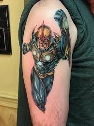 Marvel Tattoo Thread Marvel