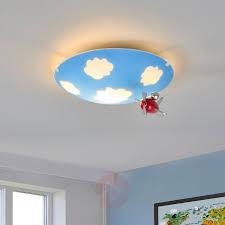 Plafond En Wandlamp Sky Voor De Kinderkamer Lampen24nl