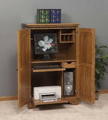 corner armoire computer desk elegant inspiration 90 corner fice armoire design ideas best 25