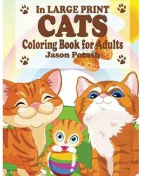 Heres A Great Price On Cats Coloring Book For Adults In Large