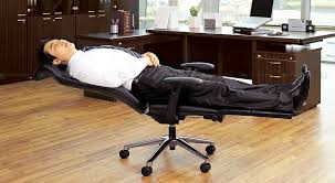 narrow office chair