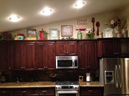 decorating ideas for above kitchen cabinets.  Cabinets Enchanting Decorating Above Kitchen Cabinets With 25 Best Ideas About  Cabinet Decor On Pinterest For O