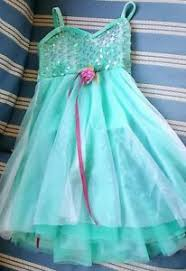 Wolff Fording Size Chart Details About Wolff Fording Costume Girl Teal Solo Dance Pageant Dress Up Tutu Size 6 Sc
