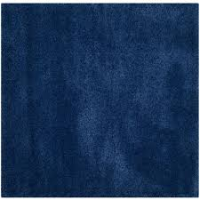 safavieh milan navy 7 ft x 7 ft square area rug 7 x 7 square