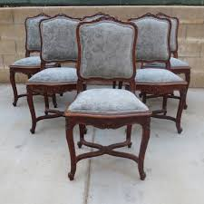 dining chairs cool vine ideas antique bonded for designs 4