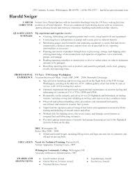 Plant Engineer Resumes Defence Engineer Sample Resume Related Post Project Manager Resume