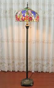 living room tiffany style floor lamps chloe lighting tiffany style throughout best tiffany accent table