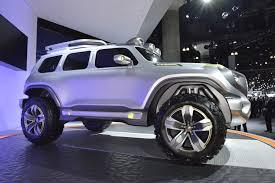 Mercedes-Benz Ener-G-Force concept side