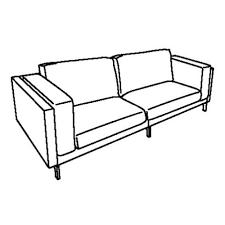 nockeby three seat sofa frame Ikea Home Planner Change To Metric Ikea Home Planner Change To Metric #17 IKEA 400 Square Foot Home
