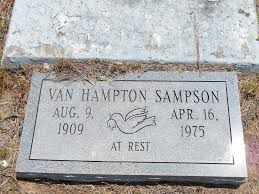 Van Hampton Sampson (1909 - 1975) - Genealogy