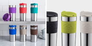 bodum vacuum travel coffee mug review