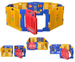 baby gate play yard activity center safety pens yards for kids