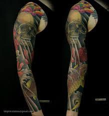 сделать тату в стиле япония санкт петербург мастер артемий неумоин