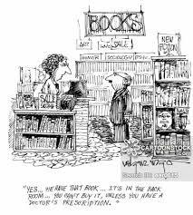 old books cartoon 5 of 7