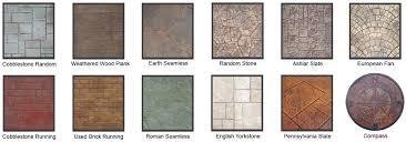 Stamped Concrete Groupa Concrete