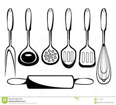 Kitchen Accessories The Kitchen Accessories Royalty Free Stock Photo Image 17477975