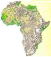 Общие сведения об Африке География Реферат доклад сообщение  Площадь 30 3 млн км2