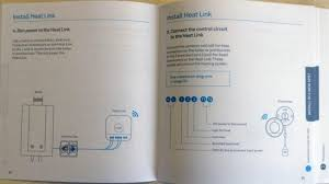 help needed wiring in a smart thermostat page homes gardens here is a wiring diagram for the nest thermostat and heat link ill be using the thermostat wirelessly so wont be using my exsisting thermostat wiring