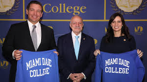 Miami Dade's Padrón to retire this summer – Community College Daily