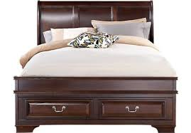 Queen Sized Sleigh Beds