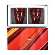 iittala Kastehelmi Cranberry Tumblers (Gift Set of 4)