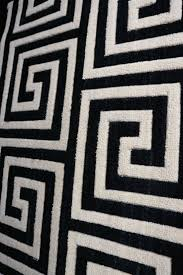 black and white striped rug area rugs ikea coffee tables clearance s dining room plush for living