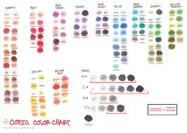copic ciao color chart copic color chart 2008 by cartoongirl7 on deviantart