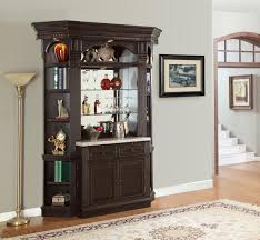 Parker House Venezia Library Wall Unit Bar Set PH VEN 465 BAR SET