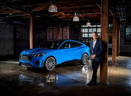 2021 Ford Mustang Mach E The Pony Goes Electric