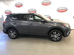 2017 Used Toyota RAV4 LE AWD at East Madison Toyota Serving ...