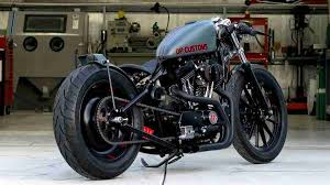 harley davidson sportster bobber by dp customs review