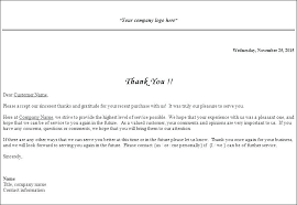 Business Letter Format Word Formal Thanksgiving Thank You Letter Format 9 Free Documents