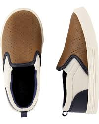 Oshkosh Toddler Shoe Size Chart Oshkosh Colorblock Slip On Shoes Skiphop Com