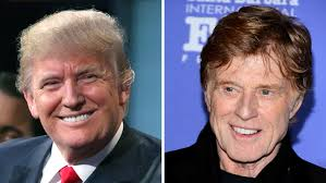 Robert redford felt that by casting himself as bob woodward he was unnecessarily unbalancing the film. Robert Redford Walks Back Trump Praise Thehill