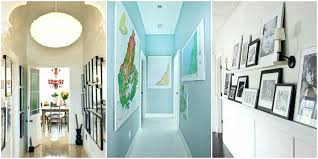 lighting for hallways and landings. Beautiful Lighting For Hallways And Landings Ideas Decorating A Hallway With Contemporary Wallpaper