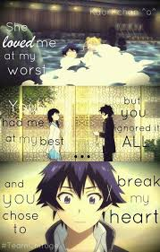Love Anime Quotes Gorgeous Anime Love Anime Amino