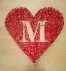 Enchanting Heart String Art 24 Heart String Art Tutorial Rustic .