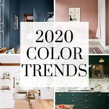 2020 color trends walls by design