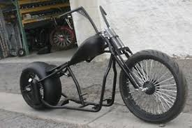 motorcycle rolling chassis ebay