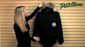 Canada Goose Expedition Parka Review from Peter Glenn - YouTube
