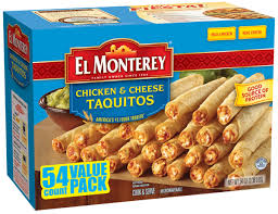 en cheese frozen taquito snacks to zoom