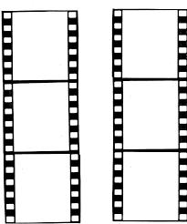Film Picture Template Free Film Border Template Clipart 2 Clipartix