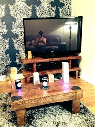 matching tv stand and coffee table sets with customer order solid oak white unit t