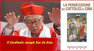 Risultati immagini per Cardinale Zen