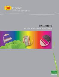 Tiger Powder Coat Color Chart Finish Options Hollaender Mfg Co
