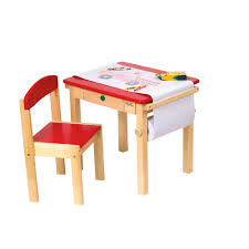 guidecraft art table chair set guidecraft toys r us
