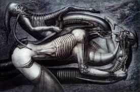 Giger Alien Design H R Giger The Nightmarish Works Of The Artist Behind