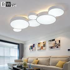 Moderne Halle Decke Smart Lampe Haus Leuchten Bwart Led
